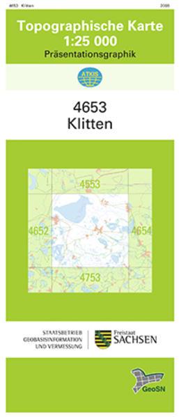 Klitten (4653) - Coverbild