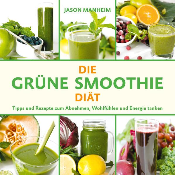 Die Grüne Smoothie Diät - Coverbild