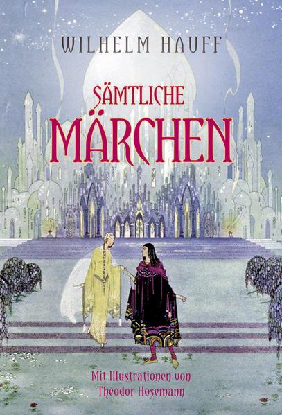 Hauff: Sämtliche Märchen - Coverbild