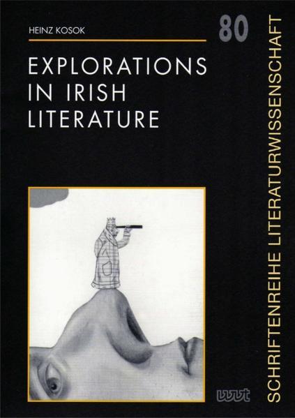 Explorations in Irish Literature - Coverbild