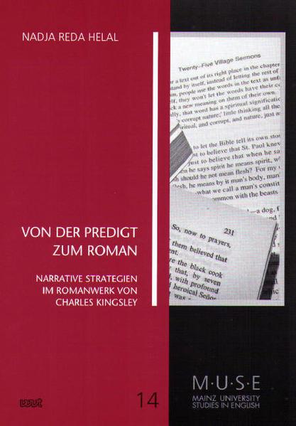 Von der Predigt zum Roman - Coverbild