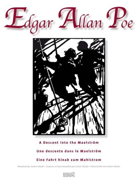 A Descent into the Maelström / Une descente dans le Maelström / Eine Fahrt hinab zum Mahlstrom - Coverbild