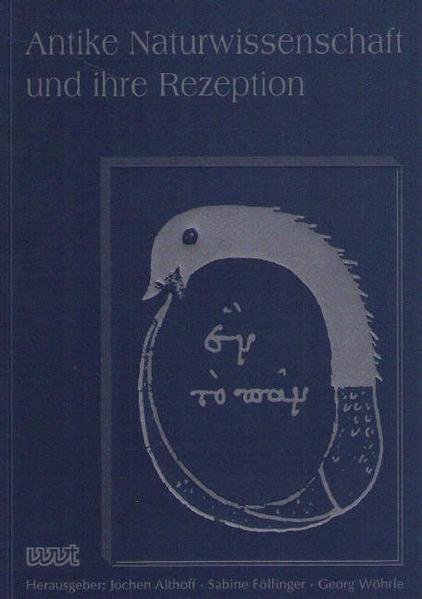 Antike Naturwissenschaft und ihre Rezeption - Coverbild