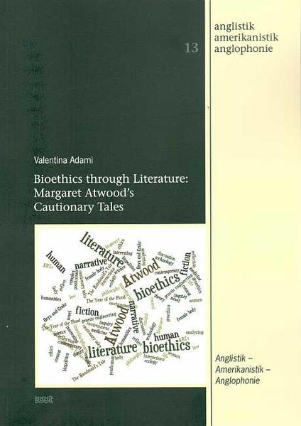 Bioethics through Literature - Coverbild