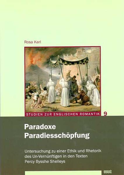 Paradoxe Paradiesschöpfung - Coverbild