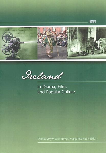 Ireland in Drama, Film, and Popular Culture - Coverbild