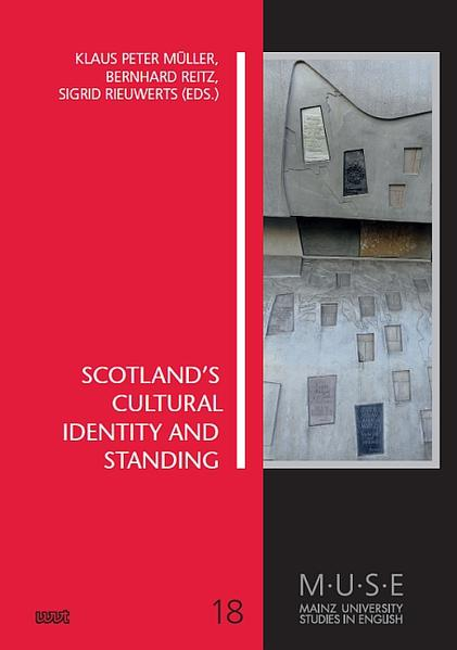 Scotland's Cultural Identity and Standing - Coverbild