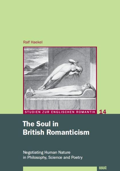 The Soul in British Romanticism - Coverbild