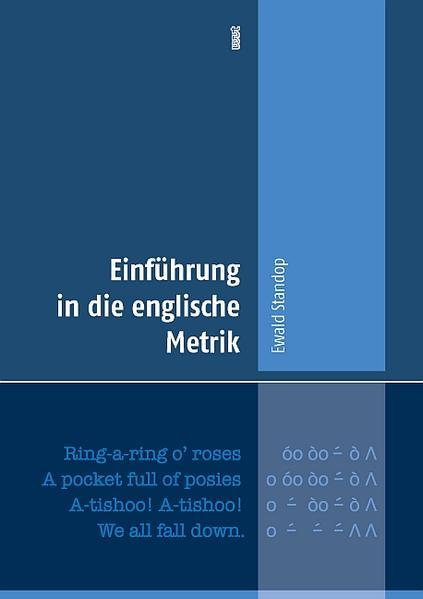 Einführung in die englische Metrik - Coverbild