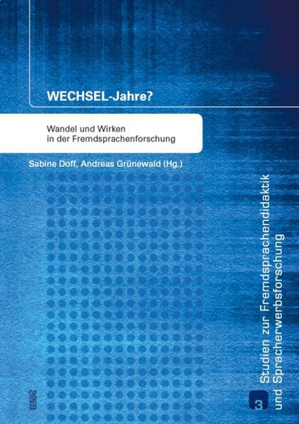 WECHSEL-Jahre? - Coverbild