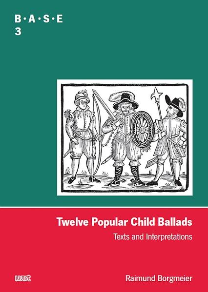 Twelve Popular Child Ballads - Coverbild