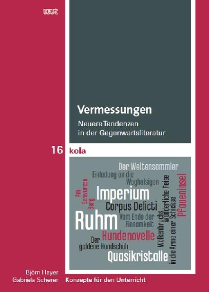 Vermessungen - Coverbild