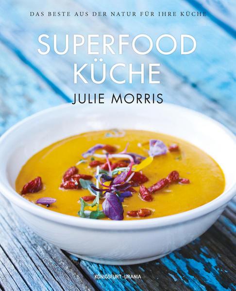 Die Superfood Küche - Coverbild