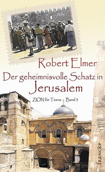 Der geheimnisvolle Schatz in Jerusalem - Coverbild