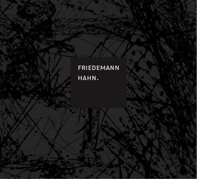 Friedemann Hahn - Coverbild