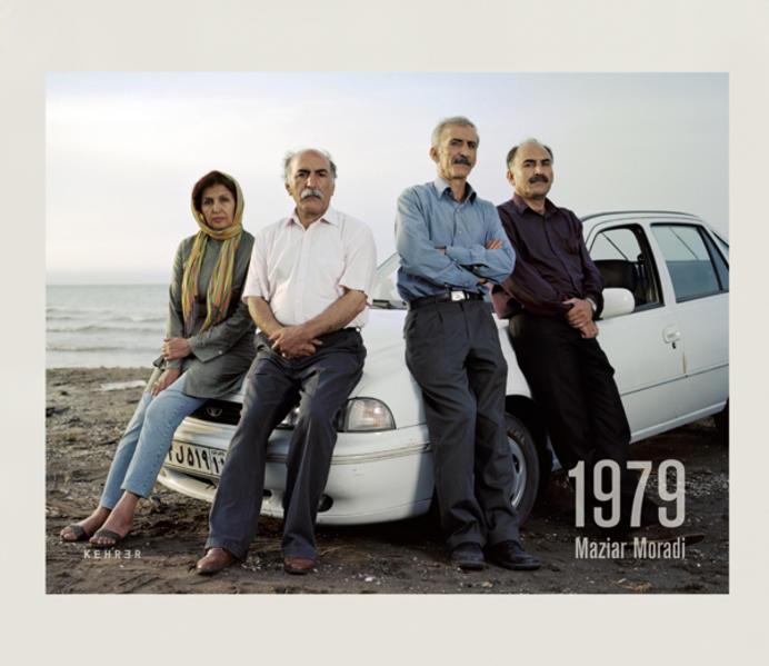 Maziar Moradi - Coverbild