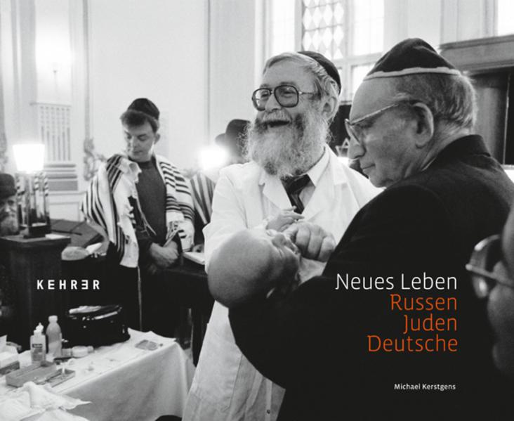 Michael Kerstgens – Neues Leben - Coverbild