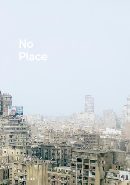 Philipp Gallon – NO PLACE - Coverbild