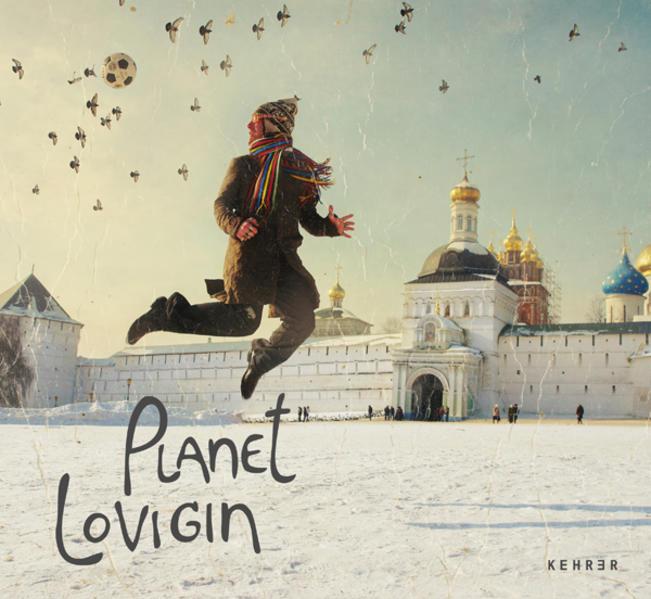 Planet Lovigin - Coverbild
