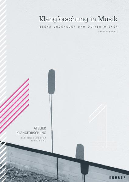 atelier klangforschung der Universität Würzburg - Coverbild