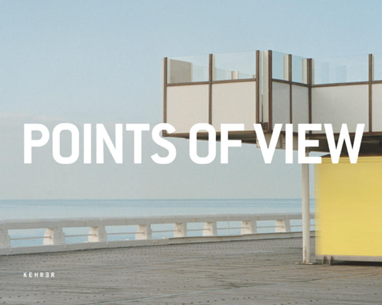 Kunstverein Hildesheim – Points of View / Orte der Fotografie - Coverbild