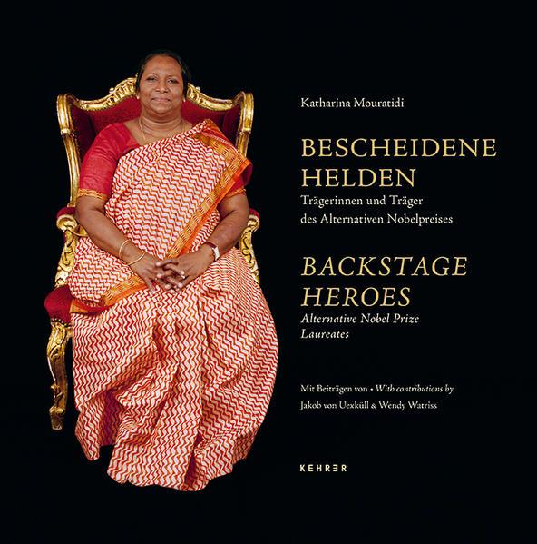 Katharina Mouratidi – Bescheidene Helden / Back Seat Heroes - Coverbild