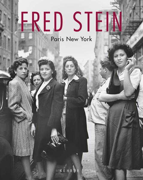 Fred Stein - Coverbild