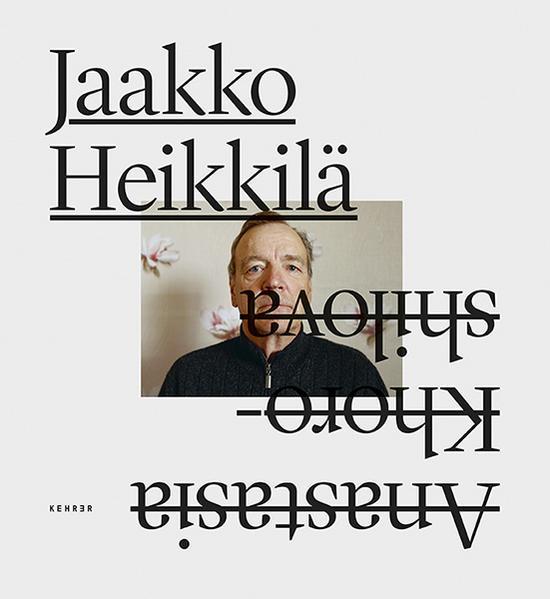 Jaakko Heikkilä & Anastasia Khoroshilova - Coverbild