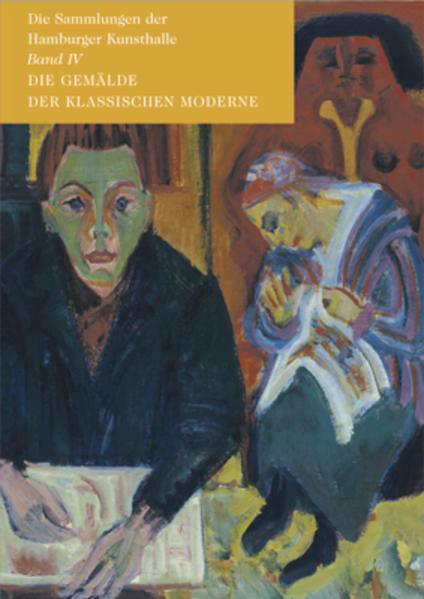 Die Gemälde der Klassischen Moderne - Coverbild