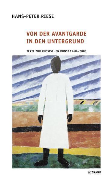Von der Avantgarde in den Untergrund - Coverbild