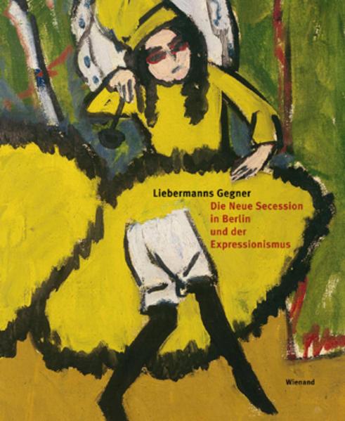 Liebermanns Gegner - Coverbild