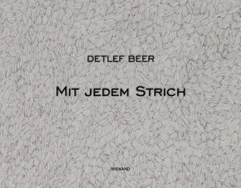 Detlef Beer. Mit jedem Strich - Coverbild