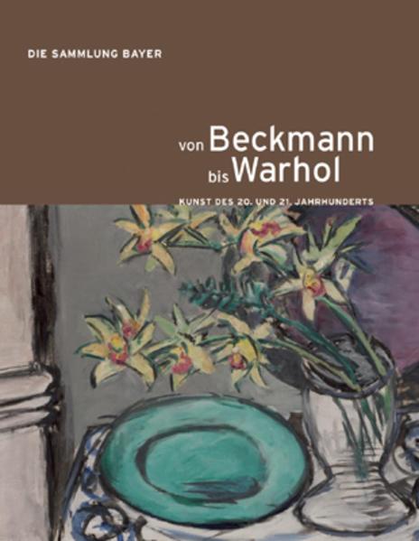 Von Beckmann bis Warhol - Coverbild