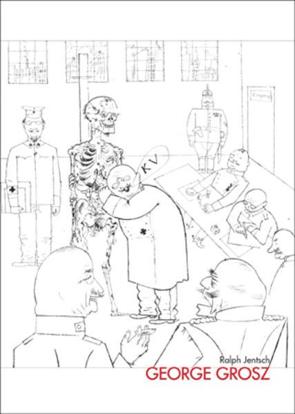 George Grosz - Coverbild