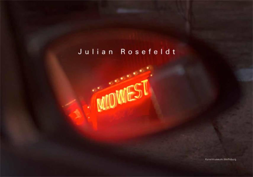Julian Rosefeldt - Coverbild