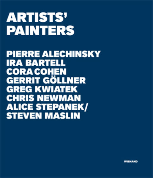 Artists' Painters - Coverbild