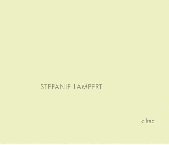 Stefanie Lampert - allreal - Coverbild