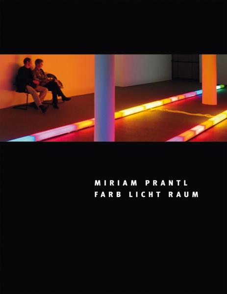 Miriam Prantl - Farb  Licht  Raum - Coverbild