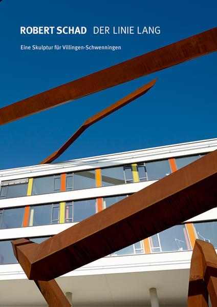 Robert Schad – Der Linie lang - Coverbild