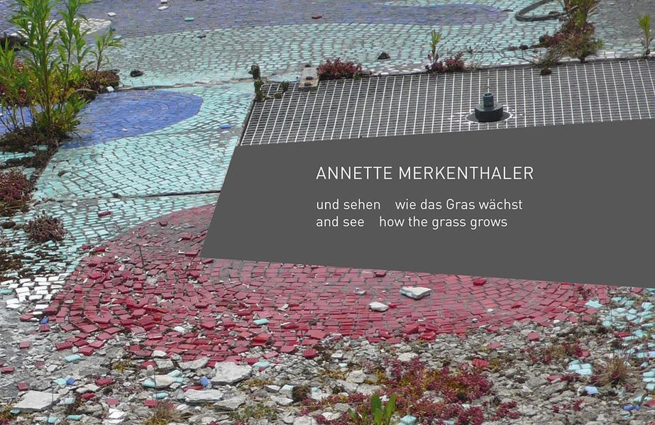 Annette Merkenthaler  - Coverbild
