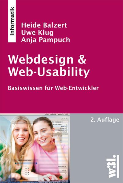 Webdesign & Web-Usability - Coverbild