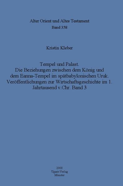 Tempel und Palast - Coverbild