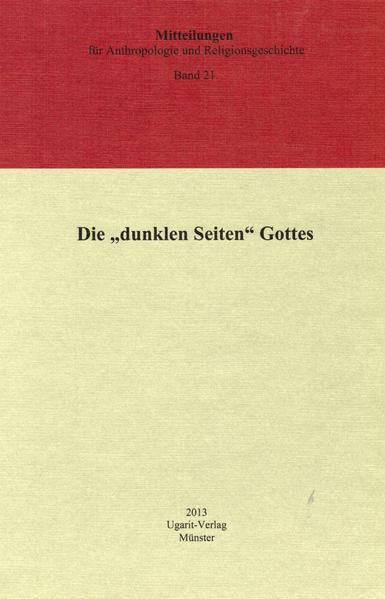 Mitteilungen für Anthropologie und Religionsgeschichte / Die