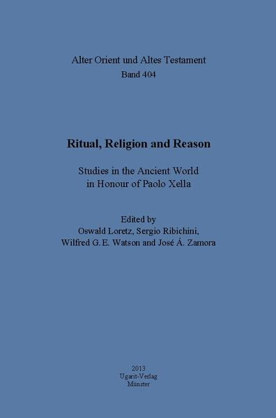 Ritual, Religion and Reason - Coverbild