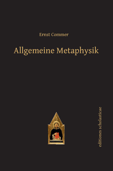 Allgemeine Metaphysik - Coverbild