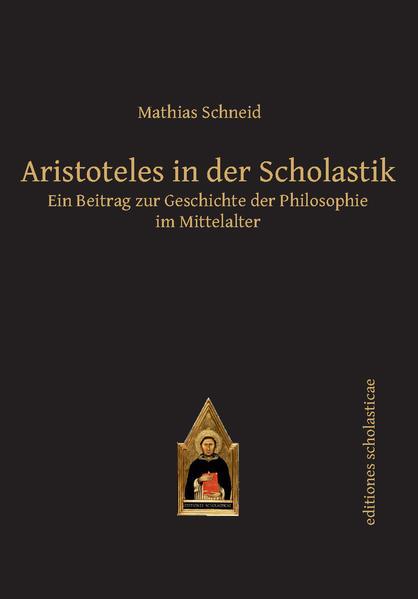 Aristoteles in der Scholastik - Coverbild
