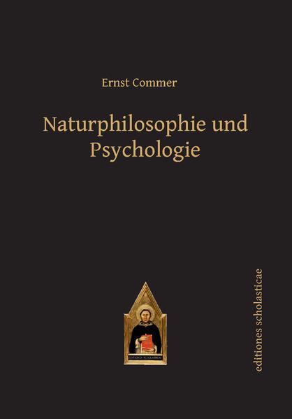 Naturphilosophie und Psychologie - Coverbild