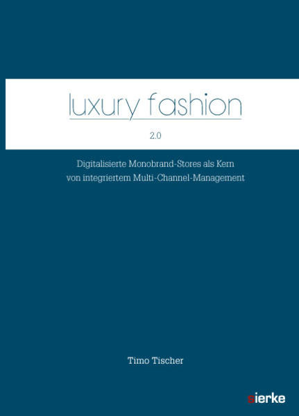 Luxury fashion 2.0 - Coverbild