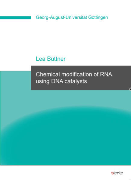 Chemical modification of RNA using DNA catalysts - Coverbild