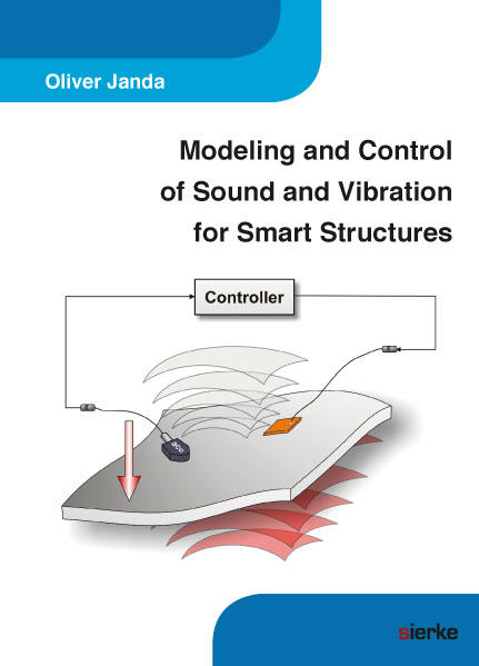 Modeling and Control of Sound and Vibration for Smart Structures - Coverbild